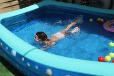 Free Swimming Pool Stock Image - 5987231