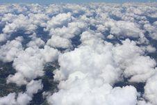 Free Flying Cotton Stock Image - 5987271