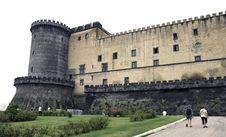 Free Maschio Angioino Royalty Free Stock Photo - 5987685