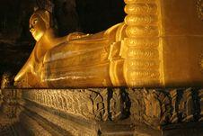 Free Recline Buddha Stock Images - 5988464