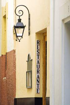 Street Of Sevilla Royalty Free Stock Photography