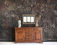 Free Stone Wall Stock Photography - 5989832