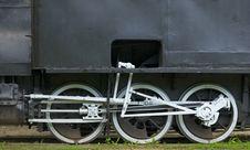 Free White Wheels Stock Image - 5989951