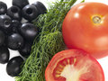 Free Ingredients For Salad Stock Photography - 5992412