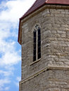 Free Church Tower Detail Stock Photography - 5993622