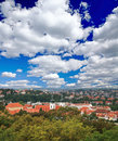 Free The Aerial View Of Prague Royalty Free Stock Photo - 5996195