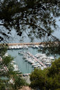 Free Typical Mediterranean Marina Royalty Free Stock Photo - 5998035