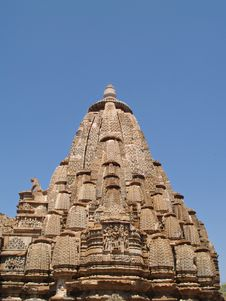 Chittorgarh Citadel Ruins In Rajasthan, India Royalty Free Stock Photography
