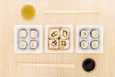 Free Sushi Royalty Free Stock Images - 5992069