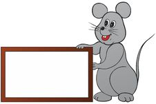 Free Mouse Frame Royalty Free Stock Photography - 5992407