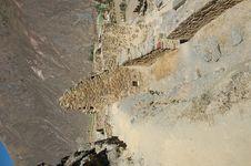 Ruins Of Ollayantambo 11 Stock Photos
