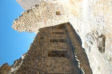 Ruins Of Ollayantambo 6 Royalty Free Stock Images