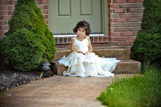 Free Fairy Child Stock Photography - 5994052