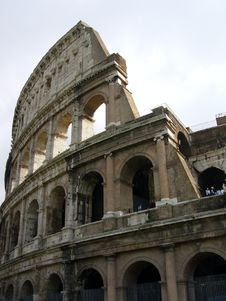 Free Colosseum In Rome Royalty Free Stock Images - 5994129