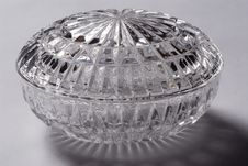 Free Antique Glass Dish Stock Photos - 5994723