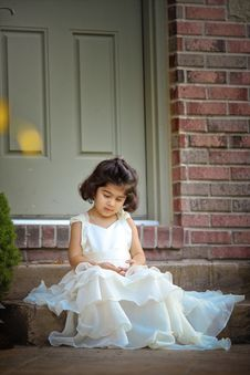 Free Fairy Child Royalty Free Stock Photo - 5994775
