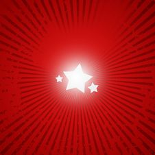 Free Star Red 01 Royalty Free Stock Images - 5994999