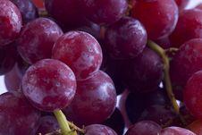 Free Grape Bunch Interior Royalty Free Stock Photos - 5995218