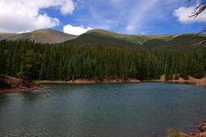 Free Bear Lake In Colorado Stock Photography - 5995382