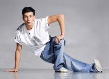 Free Breakdancer Royalty Free Stock Photos - 5995598