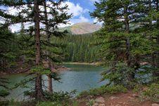 Free Bear Lake In Colorado Stock Image - 5995601