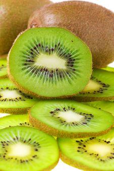 Free Kiwi Slices Stock Photos - 5995613