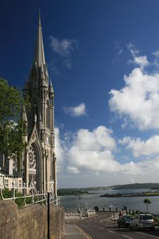 Free Cobh Cathedral, Titanic Bay Stock Photos - 5995743