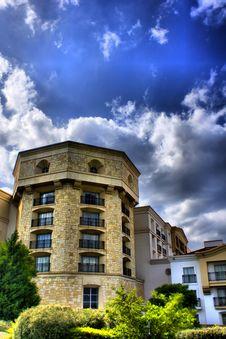 Free Contemporary Hotel Royalty Free Stock Photos - 5995848