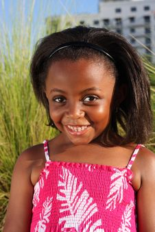 Free Pretty Young Girl Stock Photography - 5996002