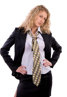 Free Businesswoman Stock Photo - 5996030
