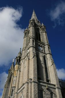 Free Cobh Cathedral, Strength Royalty Free Stock Images - 5996039