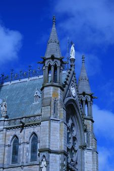 Free Cobh Cathedral, Part Royalty Free Stock Photography - 5996087