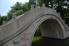 Free Arch Bridge Royalty Free Stock Images - 5996419
