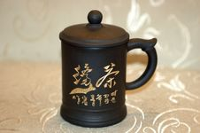 Free Traditional Chinese Tea-mug Stock Photos - 5996493