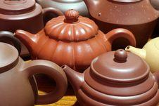 Free Teapot Royalty Free Stock Image - 5997206