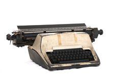 Free Vintage Typewriter Stock Photo - 5997520