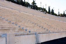 Free Kalimarmaro Olympic Stadium Royalty Free Stock Photo - 5997545