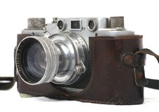 Free Vintage Camera Stock Photography - 5997612