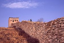 Free The Great Wall Stock Photography - 5997852