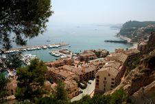 Free Mediterranean Marina Royalty Free Stock Image - 5998026