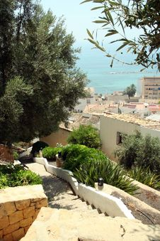 Free Typical Mediterrenean View Royalty Free Stock Photography - 5998057