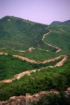 Free The Great Wall Stock Image - 5998191