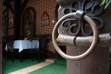 Free Cafe Decor Stock Photos - 5998203