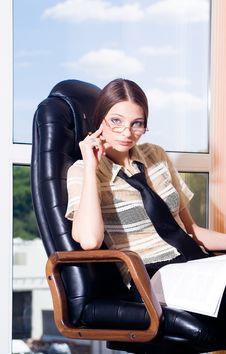 Free Businesswoman Stock Photo - 5998220