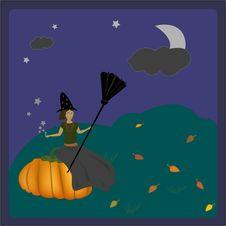 Free Halloween Stock Image - 5998741