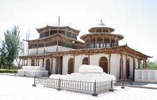 Free Hamid Wang Tomb Back To The Ninth World Royalty Free Stock Photos - 5998988