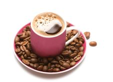 Free Coffee-set Royalty Free Stock Photo - 5999225