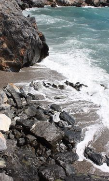 Free Sea & Stones Stock Photos - 5999483