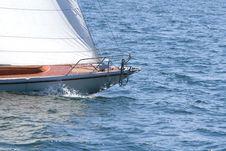 Free Sailing Yacht Stock Photo - 5999770