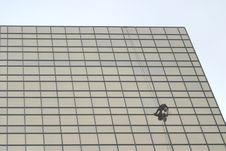 Free Window Washer Stock Image - 62411